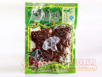 品世香蕈鸡枞菌鲜辣