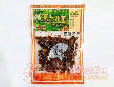 品世香蕈牛肝菌高原风味