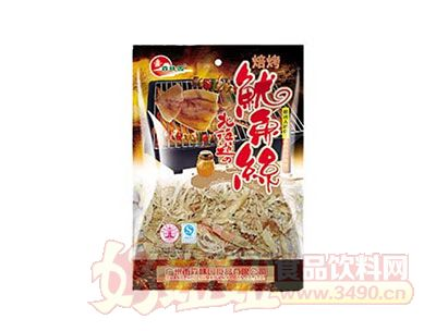 雪丽糍北海道鱿鱼丝烤焙袋装