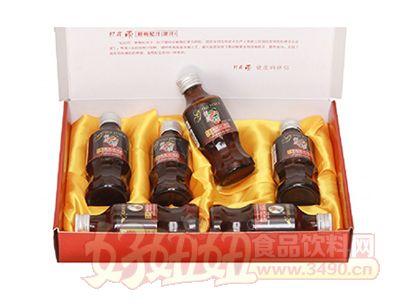 杞花雨鲜枸杞浓汁(女士美)精装礼盒160ml*6瓶