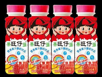 旺仔营养果汁酸奶饮品200ml