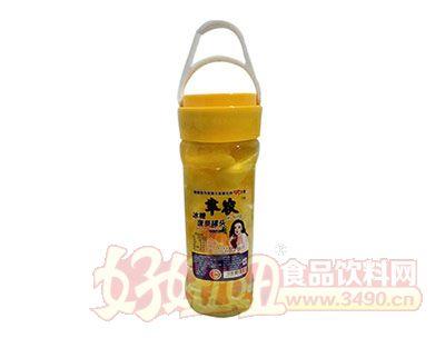 蒙晶冰糖菠萝罐头450g