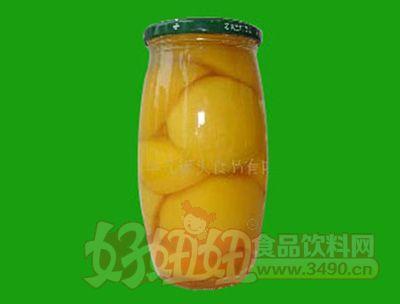 华元黄桃罐头