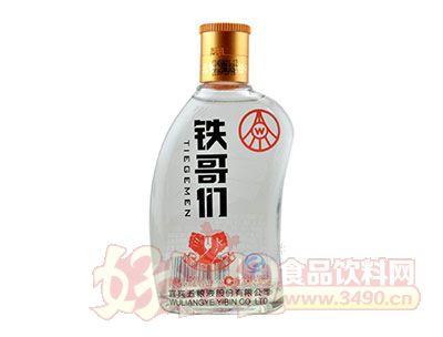 铁哥们52度浓香型白酒100ml