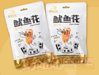 闽南渔港鱿鱼花酱汁味48g