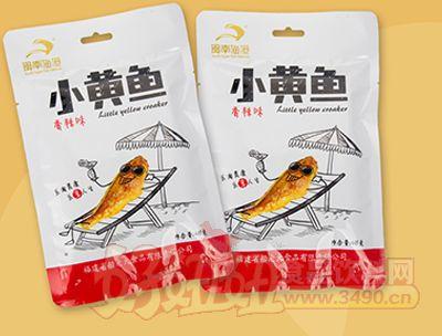 闽南渔港小黄鱼香辣味48g