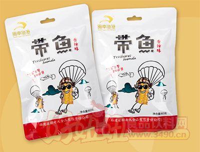 闽南渔港带鱼香辣味82g