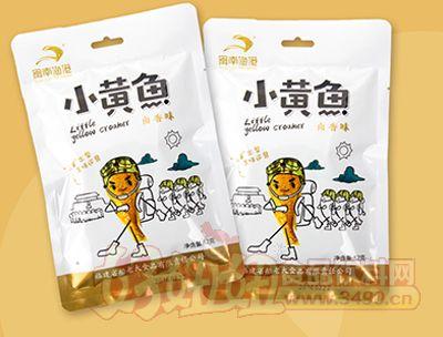 闽南渔港小黄鱼卤香味82g