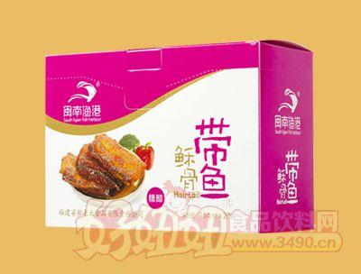 闽南渔港酥骨带鱼糖醋味15g*20包