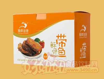 闽南渔港酥骨带鱼烧烤味15g*20包