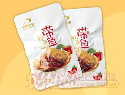 闽南渔港酥骨带鱼香辣味15g