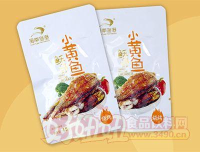 闽南渔港酥骨小黄鱼烧烤味15g