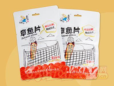 追鱼人章鱼片香辣味110g(袋中袋 )