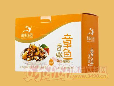 闽南渔港香嫩章鱼烧烤味15g*20包
