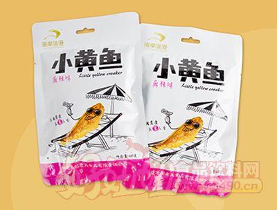 闽南渔港小黄鱼麻辣味48g