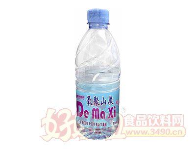 德玛西亚氧聚山泉小瓶装