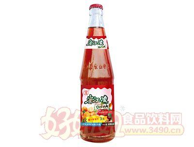 安江凌混合果汁碳酸饮料300ml