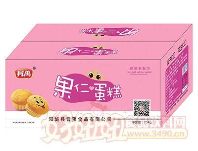 柯禹果仁蛋糕2.5kg