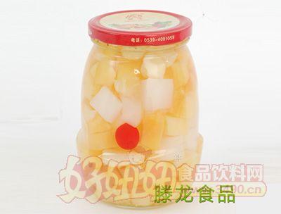 滕龙食品什锦水果罐头