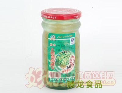 滕龙食品无核葡萄罐头