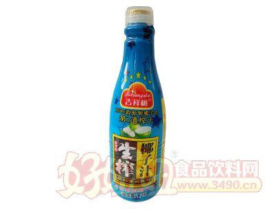 吉祥树正宗海南生榨椰子汁1.25lx6瓶