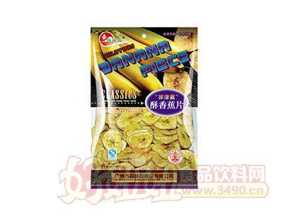 农夫山庄酥香蕉片