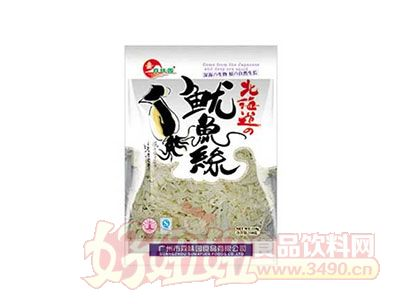 雪丽糍北海道鱿鱼丝袋装