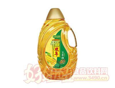 黄氏伯玉米油5升