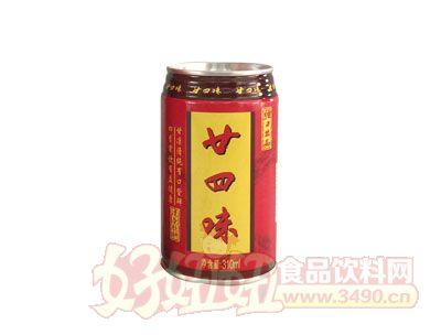 廿四味凉茶饮料310ml罐装
