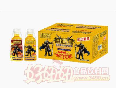 大王椰德玛西亚维生素果味饮料300mlx24瓶