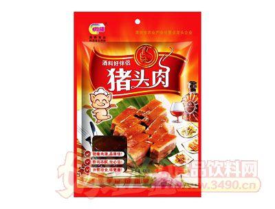 凤辉400g猪头肉