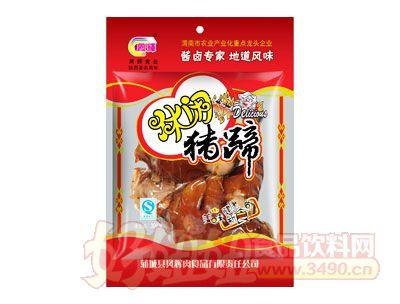 凤辉休闲猪蹄300g