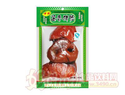 凤辉酱香猪脸240g