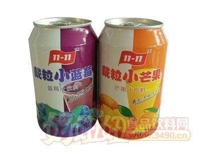 隐雪蓝莓汁饮料+芒果汁饮料