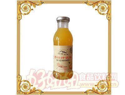 楠溪芒果汁饮料420毫升