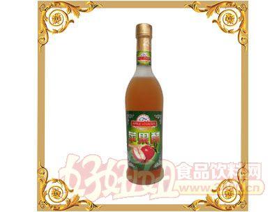 楠溪苹果醋750毫升