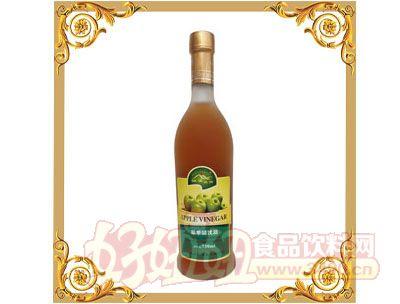 楠溪苹果醋饮品750毫升