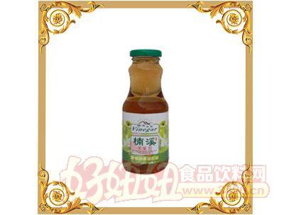 楠溪清爽型果醋饮料260毫升