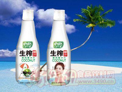1启怡生榨椰汁1.25L