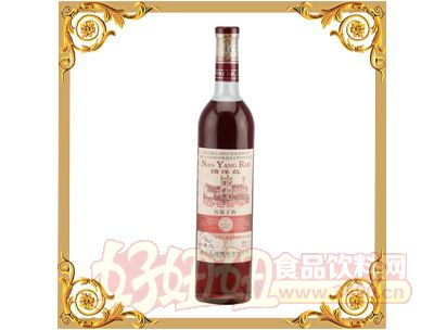 楠溪经典楠洋红提子酒740ml