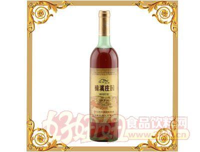 楠溪精品提子酒740ml