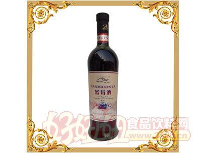 楠溪蓝莓酒740ml
