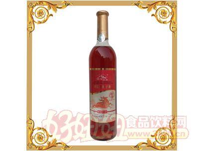 楠溪美国红提子酒740毫升