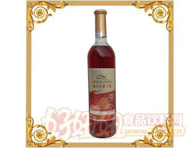 楠溪楠洋红提子酒740ml