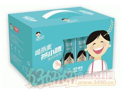 燕小唛清润燕麦露红枣味12罐装