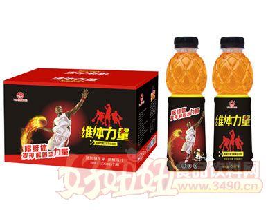 佰润600mlx15瓶新维体能量型维生素果味饮料