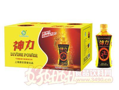 源农神力牛磺酸维生素果味饮料380mlx5瓶
