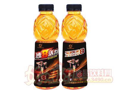 佰润速8玛咖强化型维生素饮料600ml