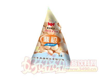鼎福三角包小馒头(蓝色装)