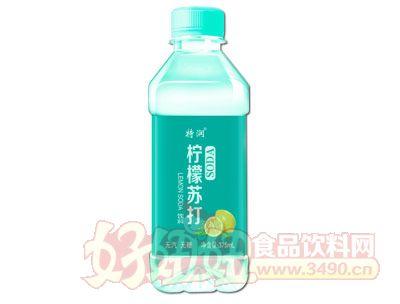 特润柠檬苏打375MLx24瓶/箱